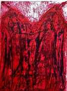 Relief Print Originals - Desire by C Stephenson-Gibbs