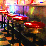Wingsdomain Art and Photography - Diner - v2 - square