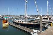 Wingsdomain Art and Photography - Docks at Sausalito California 5D22688