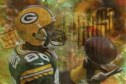 Jack Zulli - Donald Driver Green Bay Packers