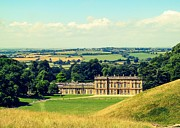 Lilroseann Photography Prints - Dyrham Park Print by LilRoseann Photography