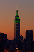 Clarence Holmes - Empire State Building Saint Patricks...