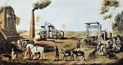 Technical Prints - England 18th C.. Industrial Revolution Print by Everett