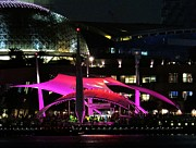 Outdoor Theater Prints - Esplanade Print by Scott Cameron