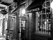 Rick Todaro Prints - Espresso  Pastries   Urban Cafe  Print by Rick Todaro