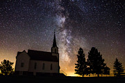 Galactic Prints - Faith Print by Aaron J Groen