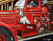 Paul Walsh - Fdny Chief