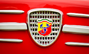 Shows Posters - Fiat Emblem Poster by Jill Reger
