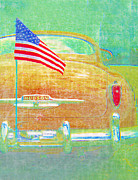 American Flag Mixed Media - Flag by Bob RL Evans