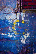 Weathered Prints - Foundation Number Twelve  Print by Bob Orsillo