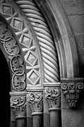Smithsonian Photos - Four Arches by Inge Johnsson