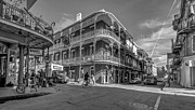 Steve Harrington - French Quarter Afternoon bw