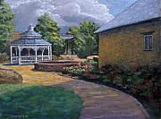 Jerry McElroy - Gazebo in Potter Nebraska