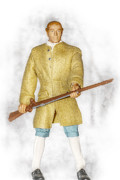Randy Steele - GI Joe Minuteman Action Figure