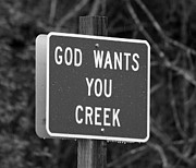 Marie Neder - God wants you creek