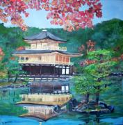 Teresa Dominici - Golden Pavillion in Kyoto