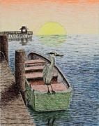 Jeanette Kabat - Great Blue Heron