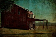 Liane Wright - Great Textured Barn