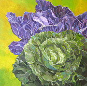 Alfred Ng - green and purple cabbage