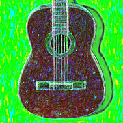 Wingsdomain Art and Photography - Guitar - 20130123v4