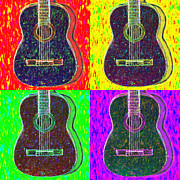 Wingsdomain Art and Photography - Guitar Four 20130123v1