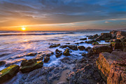 English Landscapes - Hanover Point Sunset