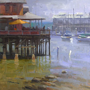 Richard Robinson - Harbour Light