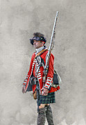 Randy Steele - Highlander Marching into History