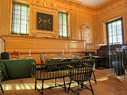 Phila Photos - Historic Supreme Court by Olivier Le Queinec