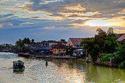 Fototrav Print - Hoi An city at twilight Vietnam