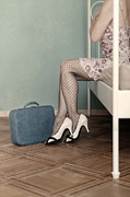 High Heels Art - Hotel Room by Joana Kruse