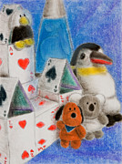 Jeanette Kabat - House of Cards Still Life
