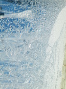 Inclined Prints - Ice inclined Print by Brian Boyle