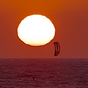 Kite Surfing Originals - Img-4190 by Jac Keo
