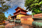 Fototrav Print - Imperial City of Hue Vietnam