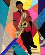 Jacob Lawrence Originals - In a Sentimental Mood 2012 by Everett Spruill