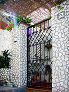 Southern Province Photos - In Capri by Julie Palencia
