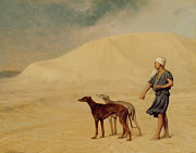Jean Leon Gerome - In the Desert