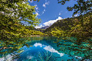 Fototrav Print - Jiuzhaigou Lake in China