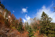 Fototrav Print - Jiuzhaigou mountain pinnacle landscape
