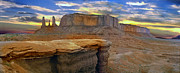 David  Zanzinger - John Ford Point Monument Valley NP...