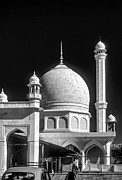 Steve Harrington - Kashmir Mosque monochrome