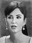 Real Drawings - Katrina Kaif by Vishvesh Tadsare