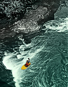 James Rasmusson - Kayaking Amicon Falls