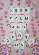 Georgia Fowler - Keep Calm and Carry On