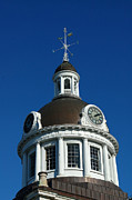 Kingston Prints - Kingston Ontario Tower Print by Paul OToole
