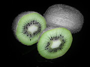 Kiwi Photo Originals - Kiwi Fruit by Roshani Ganvir