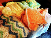Blanket Art - Knitting For Baby by Susan Savad