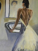 Sink Originals - Lady in the Mirror by Pamela  Meredith