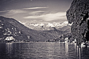 Silvia Ganora - Lake Maggiore Italy and Alps